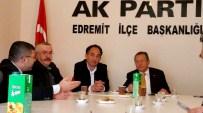 KEMAL ÇELIK - AK Parti İlçe Teşkilatı İle Bir Araya Gelen Uğur Açıklaması
