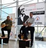TAMIRCI ÇıRAĞı - Cem Karaca Muratpaşa'da Unutulmadı