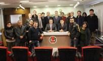 MİLLETVEKİLİ YEMİNİ - Ekonomi Eski Bakanı Nihat Zeybekci Açıklaması 'Herkes, Cumhurbaşkanı Dendiğinde Haddini Bilecek'