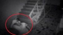 Kameraya El Sallayan Hırsız Yakalandı
