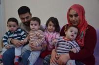 ÜÇÜZ BEBEK - Üçüz Bebek Babası, Aziz Yıldırım'dan Yardım İstedi