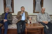 HASAN ANGı - AK Parti İl Teşkilatı, İl Kurucular Kurulu İle Bir Araya Geldi