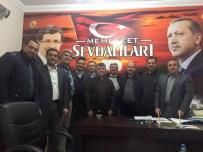 YUSUF KOÇAK - AK Parti İlçe Başkanları Toplantısı Acıgöl'de Yapıldı
