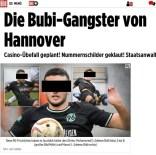 BİLD - Almanya'da Kumarhane Soygunu Planlayan 3 Futbolcu Kadro Dışı