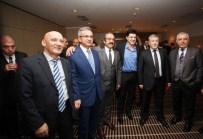 KAZıM TEKIN - Başkan Altınok Öz Nevşehirli Bürokrat Ve İşadamlarıyla Bir Araya Geldi