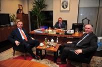 OKTAY SARAL - Çağlayan'ın Cumhurbaşkanlığı Ziyareti
