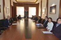 SITKI KOCAKUNDAKÇI - Evde Sağlık Ve Sosyal Hizmetleri Değerlendirme Komisyon Toplantısı