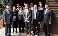 HAYRETTIN ÇIFTÇI - Markayder'in Avrupa Projesi Desteklenmeye Uygun Bulundu