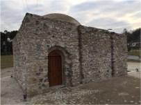 KÖY MEZARLIĞI - Osmanlı Hamamları Restore Edildi