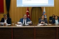 BALIKÇI HALİ - Akdeniz Belediye Meclisi Toplandı