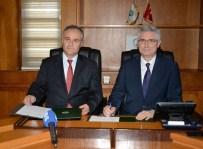 KADIR AYDıN - Çukurova Üniversitesi İle Abtü Arasında İşbirliği Protokolü İmzalandı