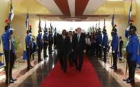 GANA CUMHURBAŞKANI - Cumhurbaşkanı Erdoğan, Gana'da Resmi Törenle Karşılandı