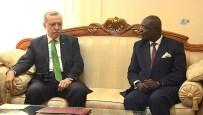 GANA - Erdoğan Parlamento Başkanı İle Görüştü