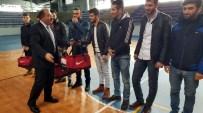 SALON FUTBOLU - İbrahim Çeçen Üniversitesi Salon Futbol Takımı Ünilig'de