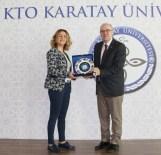 KTO Karatay Üniversitesi'nde 'İşim 1512' Anlatıldı