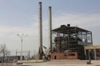 KAZAN DAİRESİ - SEKA'nın Kazan Dairesi Onarılıyor