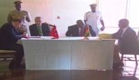 GANA CUMHURBAŞKANI - Türkiye İle Gana Arasında 4 Anlaşma İmzalandı
