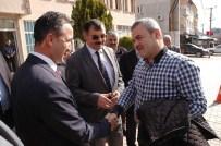 CUMHUR ÜNAL - Ünal; Hanönü Belediye Başkanı Serkan Uçar'ı Ziyaret Etti
