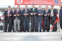 MEHMET NACAR - Uşak'ta Hükümlülerin El Emekleri İçin Mağaza Açıldı