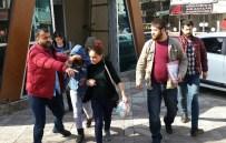 KADIN HIRSIZ - Yastık Altı Hırsızları Kocaeli'de Yakalandı