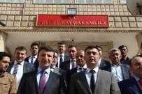 SAVAŞ KONAK - Bakan Yardımcısı Yeğin Silopi'de