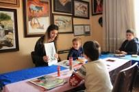 EPIK - Ressamlar Derneği'nin Kurslarına Çocuklardan Yoğun İlgi