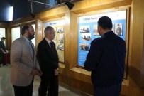 SIMURG - Suriyeli Kozmonot, Hava Harp Okulu Ve İstanbul Havacılık Müzesi'ni Ziyaret Etti