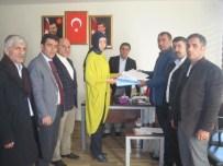 AK PARTİ İL BAŞKAN YARDIMCISI - 10 Binin Üzerinde İmza AK Parti İl Başkanlığına Teslim Edildi
