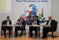 TÜRKIYE KALITE DERNEĞI - Bozbey Ankara'da Nilüfer'i Anlattı
