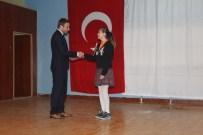 Gökçebey'de İstiklal Marşı Okuma Yarışması