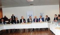 MAHMUT ÇELIKCAN - Adana Ekonomi Platformu, Yüreğir Belediye Başkanı Mahmut Çelikcan'ı Konuk Etti