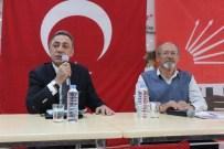 BERHAN ŞİMŞEK - CHP Niğde'de '68 Kuşağı Ve Cumhuriyet Halk Partisi' Paneli Düzenledi