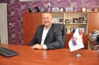 EROL GÜNAYDIN - İş Adamı Erol Günaydın İzmir'deki Lojistik Sektöründen Umutlu