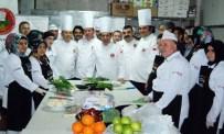 FIKRET ÖZDEMIR - Özdemir Açıklaması 'Yöresel Yemekleri Fast Food Yiyeceklerinin Önüne Geçireceğiz'