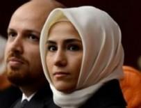 ÖZDEMİR BAYRAKTAR - Sümeyye Erdoğan nişanlanıyor