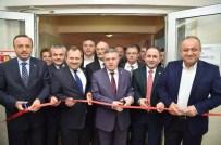 CUMHUR ÜNAL - AK Parti İl Başkanlığı Binası Hizmete Açıldı