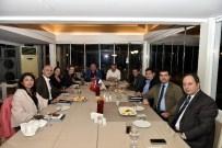 EKONOMİ MUHABİRLERİ DERNEĞİ - Antalya OSB Nevada Yolunda