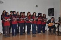 OSMAN NURI CIVELEK - Azdavay'da İstiklal Marşının Kabulü Kutlandı
