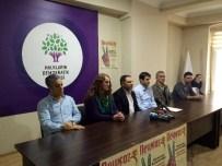 KAZLıÇEŞME - HDP İstanbul İl Örgütü'nden Nevruz Açıklaması
