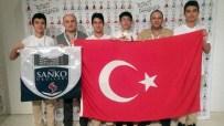 MEHMET GÜNAYDıN - Özel Sanko Okulları'nın Dünya Şampiyonluğu Başarısı
