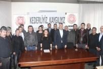 MUZAFFER YÜKSEL - Tabipler Ankara'daki Terör Saldırısını Kınadı