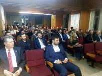 SEZAR - Aydın TÜMSİAD'tan 'Etkili İletişim Ve Liderlik Yönetimi' Konferansı