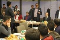 TERKOS - Başkan Kale, Kyk Öğrencileriyle Bir Araya Geldi