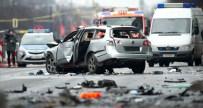 BİLD - Berlin'de Patlayan Aracın Şoförü Türk Çıktı