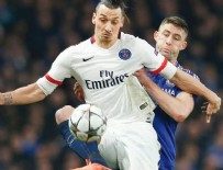 İBRAHIMOVIÇ - Ibrahimovic Paris'i terk ediyor!