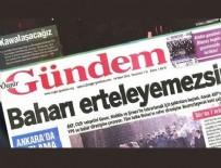 SEDAT YILMAZ - Özgür Gündem'de çalışanların basın kartları iptal edildi