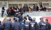 Yeşil Sahada Gerginlik Açıklaması Kulüp Yöneticileri Stattan Çıkarılmadı