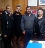 KEMAL ÖZTÜRK - Aydın Denizlililer Derneği'nin Yeni Başkanı Kemal Öztürk Oldu