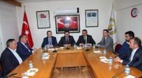 SANAYİ DÖNÜŞÜMÜ - Milletvekili Altunyaldız'dan Seydişehi Ziyareti