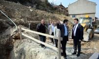 TEMİZLİK ARACI - Osmangazi'den Dağ Yamaçlarına Neşter
